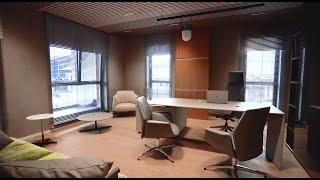 Office Tour - Interior Design Project by AIO
